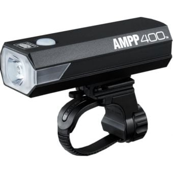 CatEye AMPP400 USB Rechargeable Front Light 400 Lumens