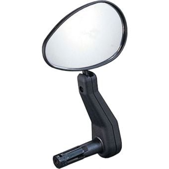 Cateye Bar Mount Right Side Oval Mirror for MTB