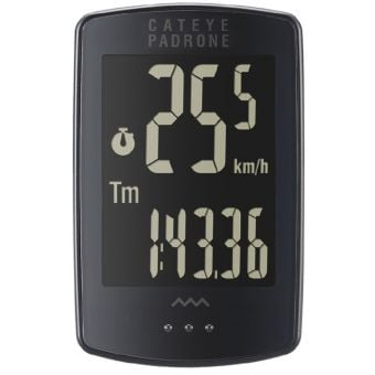 CatEye PA100W Padrone Stealth Wireless Bike Computer