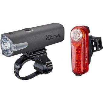 CatEye SYNC Core/Kinetic 500lm/50lm Light Set