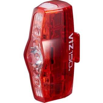 Cateye ViZ150 USB Rechargeable Rear Light 150 Lumens