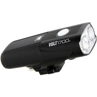 Cateye Volt 1700lm Rechargeable Front Light Black