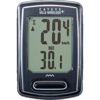 CatEye Velo (VT235W) Wireless+ Bike Computer Black