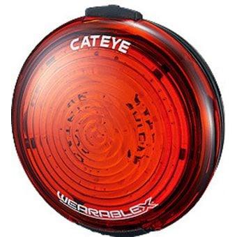 Cateye Wearable X 35lm USB Rechargeable Rear Light