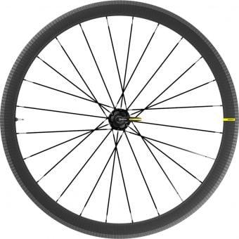Mavic Cosmic SLR 40 700c Rim Brake Carbon Fibre Rear Wheel