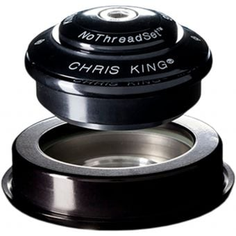 Chris King InSet i2 44-56mm 1-1/8>1.5 Tapered Black