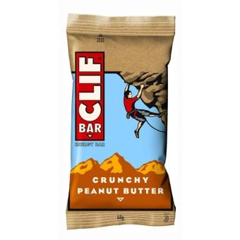 Clif Bar Energy Bar Crunchy Peanut Butter