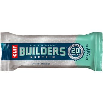 Clif Builders Protein Bar Choc Mint 68g