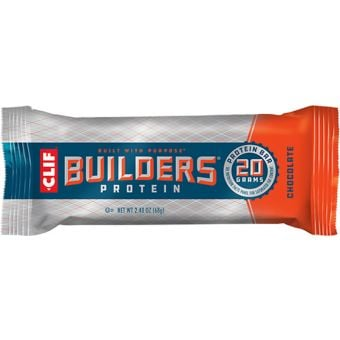 Clif Builders Protein Bar Chocolate 68g
