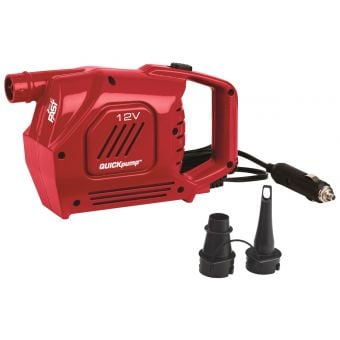 Coleman 12-Volt High Output QuickPump Red