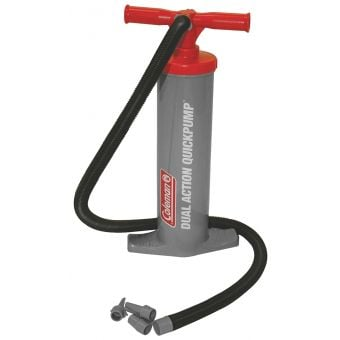 Coleman 13L Dual Action QuickPump Grey/Red