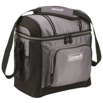 Coleman 16-Can Soft Cooler Grey