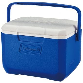 Coleman 4.7L Take 6 Polylite Personal Cooler Blue