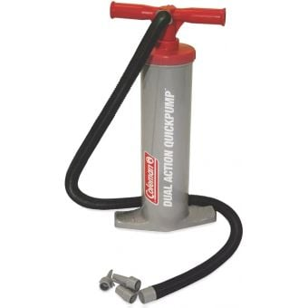 Coleman 6.5L Dual Action Quick Floor Pump