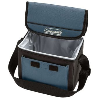 Coleman 9-Can Collapsible Soft Cooler Slate