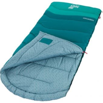 Coleman Aurora C-5 Cozy Foot Sleeping Bag