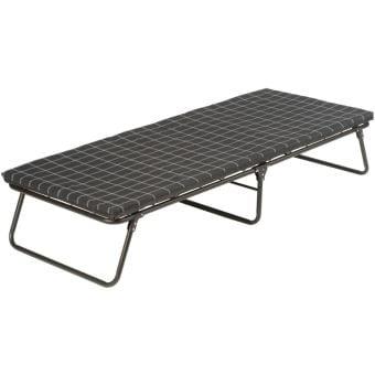 Coleman Big Sky Compact Stretcher Grey/Black