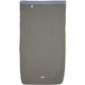 Coleman C-12 Big Game Deluxe Sleeping Bag Grey/Blue