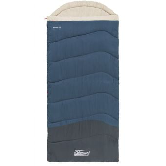 Coleman C-3 Mudgee Tall Sleeping Bag Blue/Black