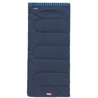 Coleman C-5 Pilbara Sleeping Bag Blue/Grey