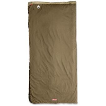 Coleman C-6 Big Game Sleeping Bag Tan/Beige