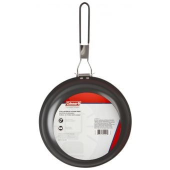 Coleman Collapsible Non-Stick Steel Frying Pan 22cm