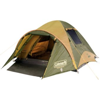 Coleman Gold Series Traveller 3-Person Tent Green/Tan