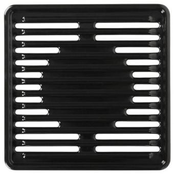 Coleman HyperFlame Single Burner Grill Grate w/Drip Tray Black