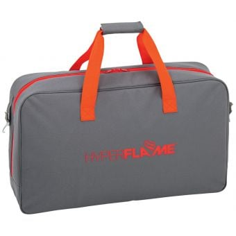 Coleman HyperFlame Stove Carry Bag Grey/Orange