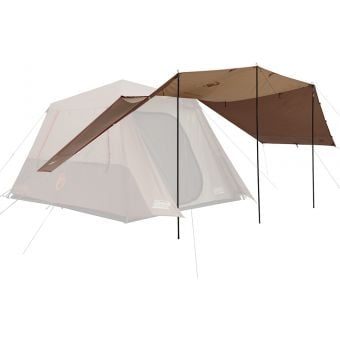 Coleman Instant Up 4 Person Silver Series Evo Shade Awning Accessory