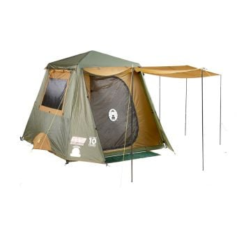 Coleman Instant Up 6 Person Gold Series Evo Tent