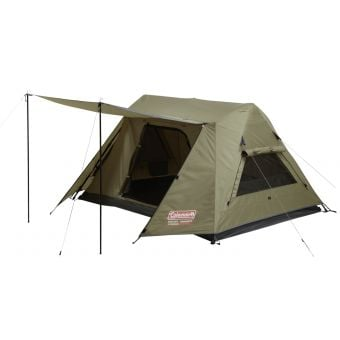 Coleman Instant-Up Swagger 2-Person Tent Brown