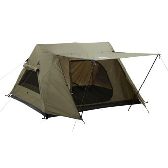 Coleman Instant-Up Swagger 3-Person Tent Brown