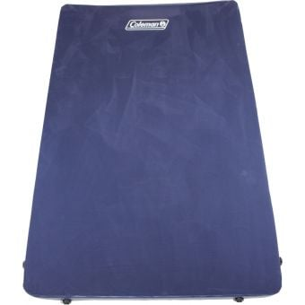 Coleman Self Inflating 4-Wheel Drive Big Mattress Double Blue