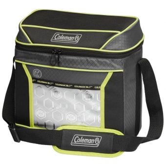 Coleman Xtreme 16-Can 24-Hour Soft Cooler Black