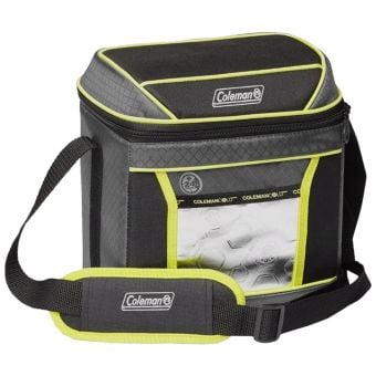 Coleman Xtreme 9-Can 24-Hour Soft Cooler Black
