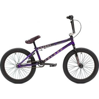 "Colony Emerge 20.75"" Expert Level Complete BMX Bike Purple Storm"