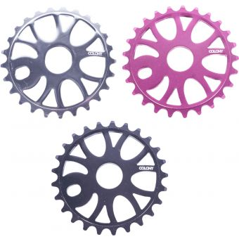 Colony Endeavour 6061T6 Team Design 25T BMX Sprocket