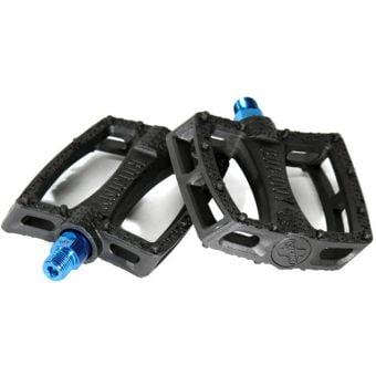 """Colony Fantastic 9/16"""" Pedals Black/Blue"""