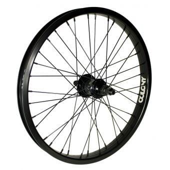 "Colony Freecoaster RHD 20"" BMX Wheel Black"