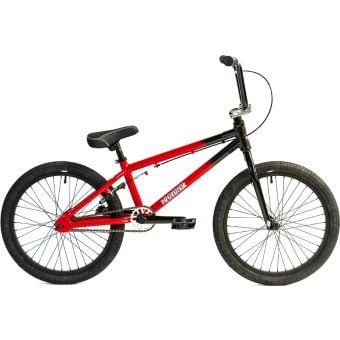 "Colony Horizon 20"" Micro Freestyle Complete Kids BMX Bike Black/Red Fade"