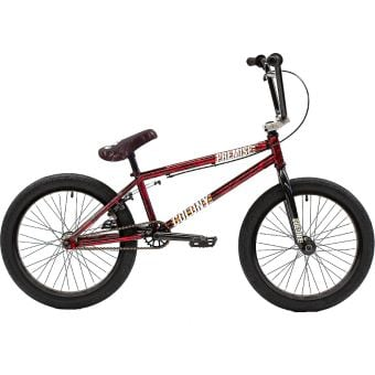 "Colony Premise 20.8"" Expert Level Complete BMX Bike Bloody Black"