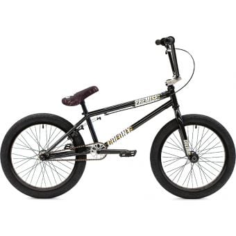 "Colony Premise 20.8"" Expert Level Complete BMX Bike Polished Black"