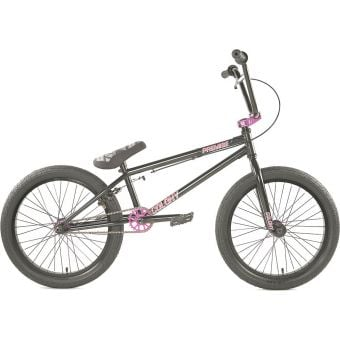"Colony Premise 20.75"" TT Complete BMX Bike Black/Pink"
