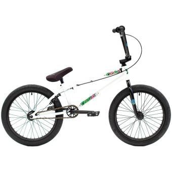 "Colony Sweet Tooth 20.7"" FC Pro Complete BMX Bike Gloss White"