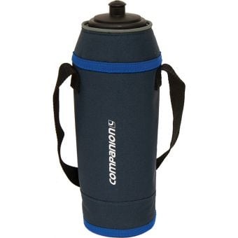 Companion 1L Water Jug Black/Blue