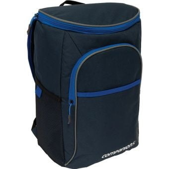 Companion 24 Can Backpack Cooler Black/Blue