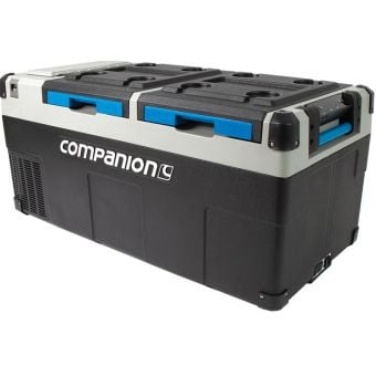 Companion 75L Dual Zone 42Ah Lithium Powerpack Portable Fridge/Freezer