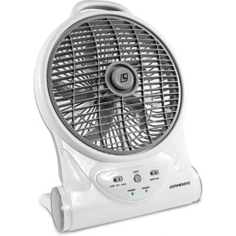 Companion Aerobreeze 25cm Rechargeable Fan