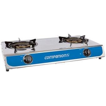 Companion Double Gas Burner Wok Gas Cooker